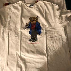 Vintage Ralph Lauren Polo Bear Size XXL